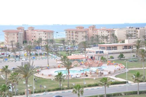Alexandria Egypt Hotel Voucher