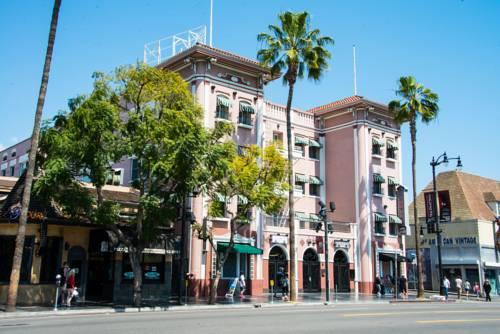 Hollywood United States Hotel
