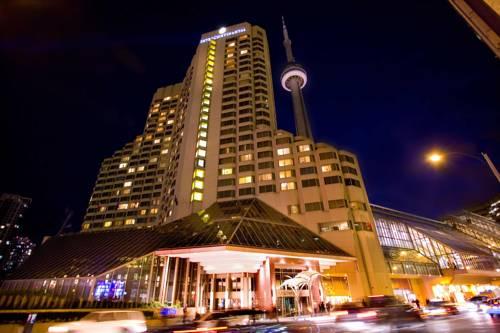 Canada Hotel Room