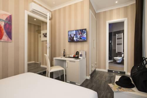 Rome Italy Hotel Voucher