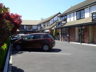 Christchurch New Zealand Hotels