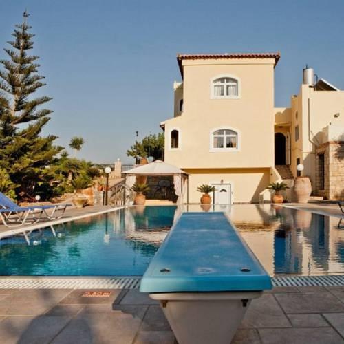 Goúvai Greece Hotel Voucher