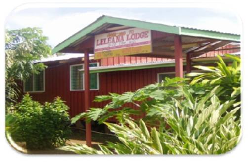 Gizo Town Solomon Islands Booking