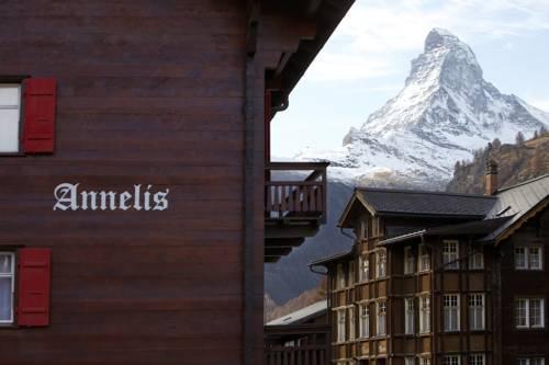 Zermatt Switzerland Hotel Voucher