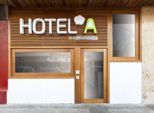 Pamplona Spain Hotel