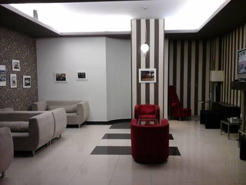 Greece Hotel Room