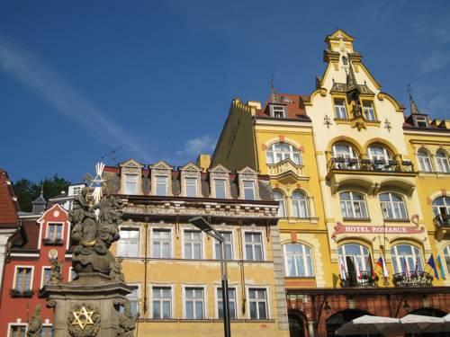 Karlovy Vary Czechia (Czech republic) Hotel Voucher