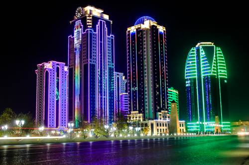 Grozny Russia Booking