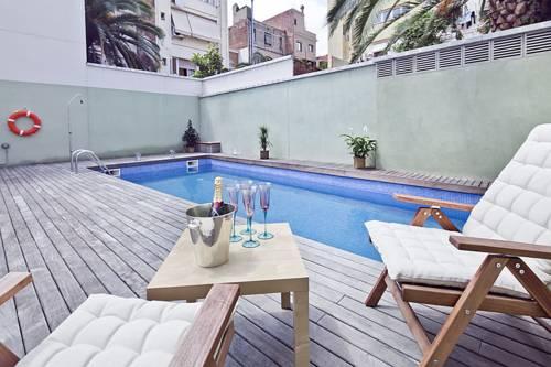 Barcelona Spain Hotel Voucher