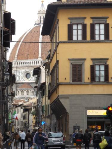 Florence Italy Hotel Voucher