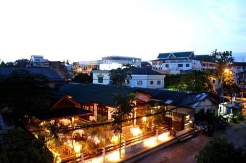 Laos Hotel Room