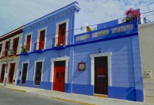 Merida Mexico Hotel Voucher