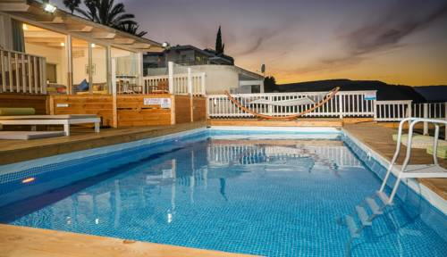 Tiberias Israel Hotel