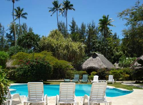 French Polynesia Hotel Room