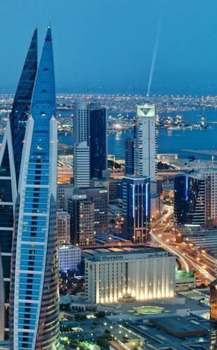 Bahrein Boeking
