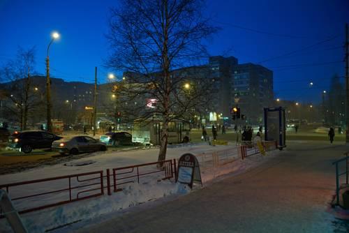 Arkhangelsk Russia Hotel