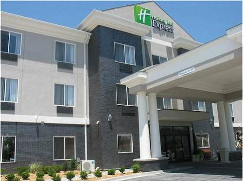 Pittsburg (Kansas) United States Hotel Voucher