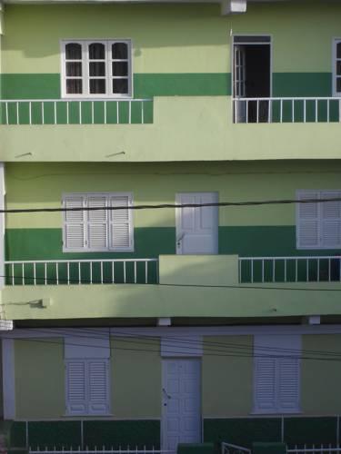 Praia-Santiago Cape Verde Booking