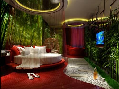 Tianjin China Hotel Voucher
