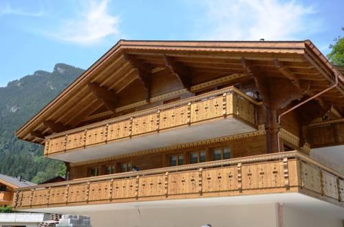 Grindelwald Switzerland Hotel Voucher