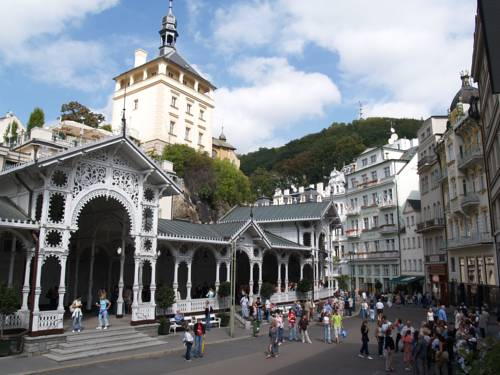 Karlovy Vary Czechia (Czech republic) Holiday