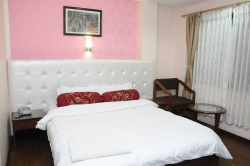 Nepal Hotel Room