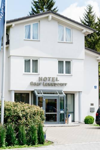 Germany Hotel Room