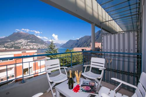Lugano Switzerland Holiday
