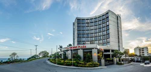 Papua New Guaminea Hotel Room