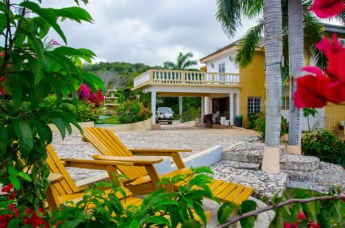 Jamaica Hotel Room
