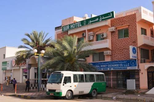 Oman Hotel Room
