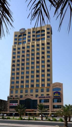 Kuwait Hotel Room