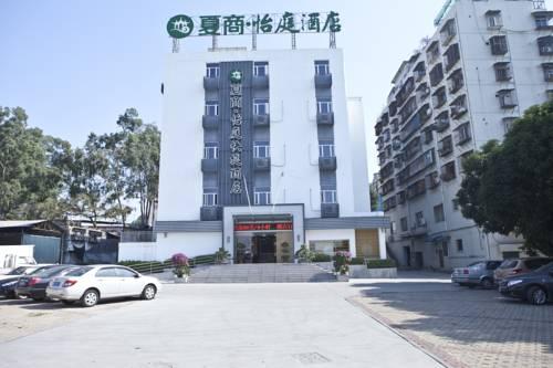 Xiamen China Booking