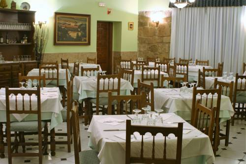 Vinuesa Spain Hotel