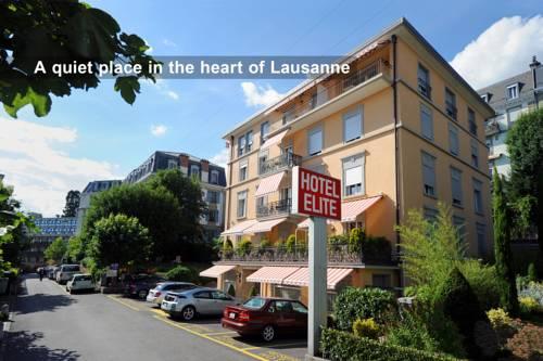 Lausanne Switzerland Reservation