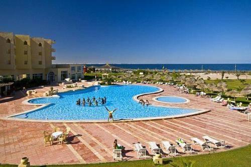 Tunisia Hotel Room