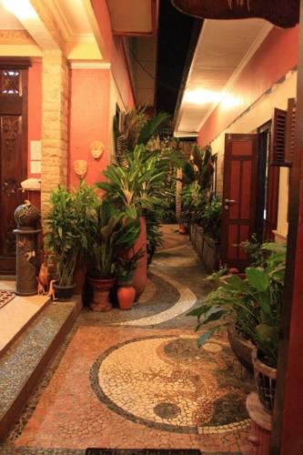 Indonesia Hotel Room