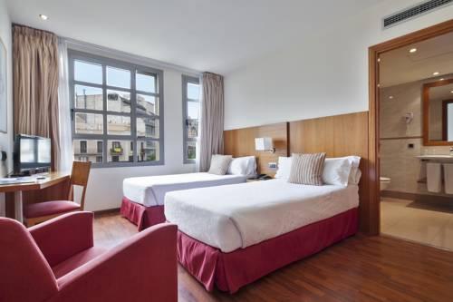 Spain Hotel Room