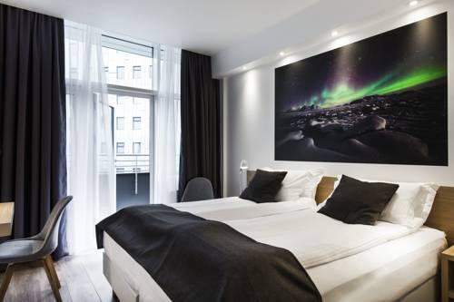 Reykjavík Iceland Hotel Voucher