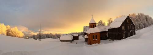 Krasnaya Polyana Russia Holiday