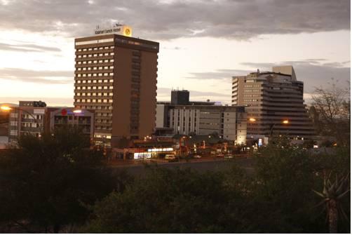 Windhoek Namibia Trip