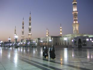 Medina Saudi Arabia Reserve