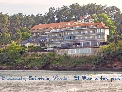 Sanxenxo Spain Hotel