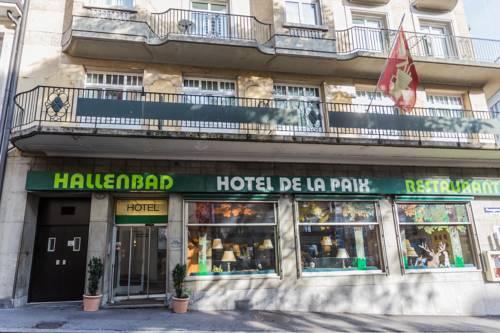 Svizzera Prenotazione Hotel