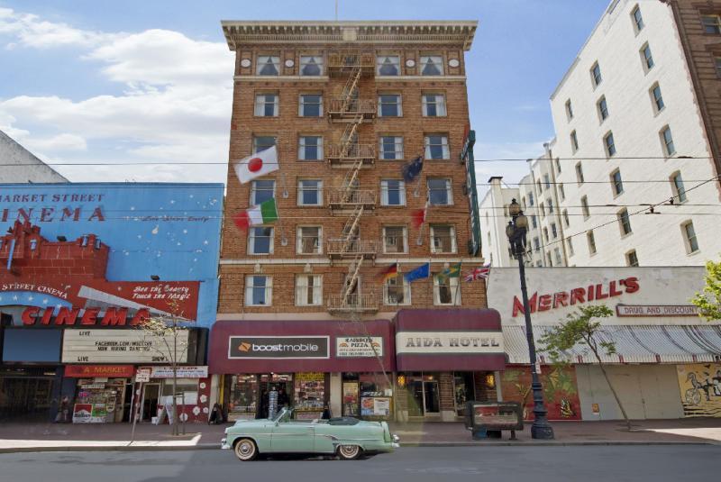 San Francisco (CA) United States Booking