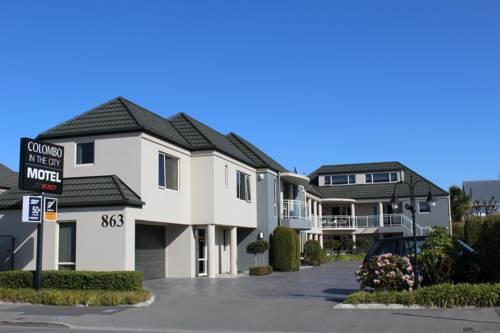 Christchurch New Zealand Reserve