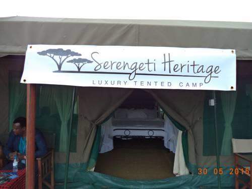 Tanzania Hotel Room