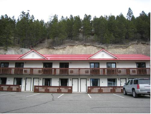 Radium Hot Springs (British Columbia) Canada Hotel