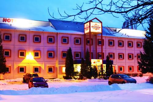 Hungary Hotel Room