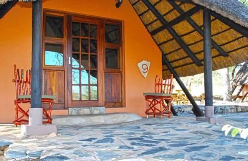 NamiBia Hotel Room